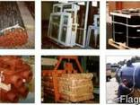 Ленты из полиэтирола, надувные пакеты для крепления грузов, - фото 1