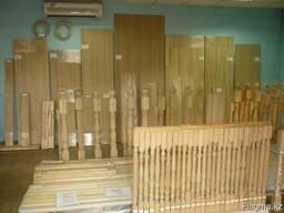 Лестница, мебельный щит, балясина