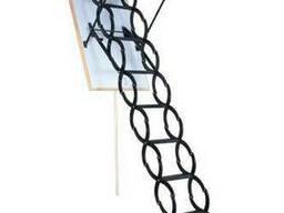 Лестница Ножничная Oman Flex Termo (70х 80 х 290