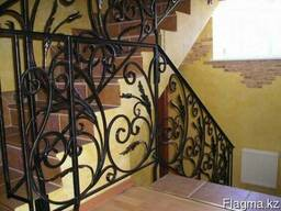 Лестничные перила и поручни, ограждения для балкона