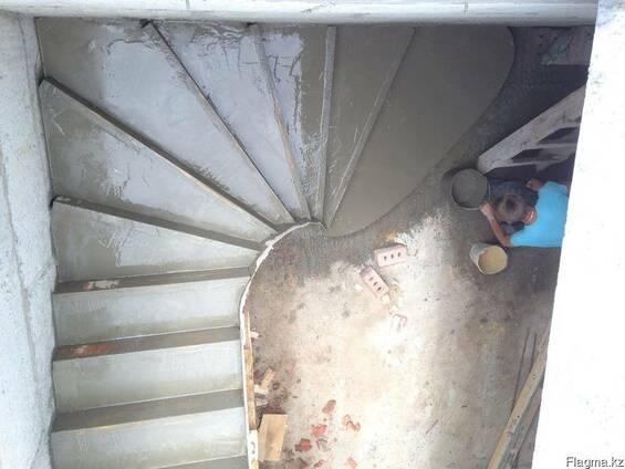 Лестницы из монолитного железобетона