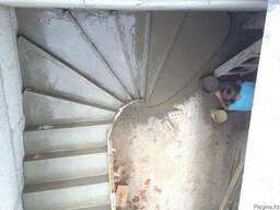 Лестницы из монолитного железобетона - фото 1