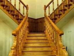 Лестницы топчаны двери резные ручная работа а не мультикам