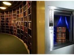 Лифт кухонный малый грузовой лифт от 100кг до 250