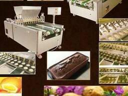 Линия для производства кексов