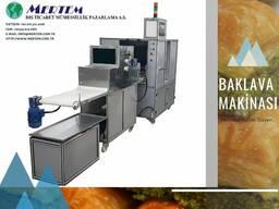Линия для производства производства баклавы