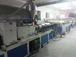 Линия по производству вспененного ПВХ - фото 5