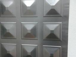 Лист металлический -формованный