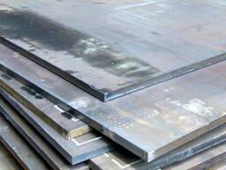 Лист стальной горячекатаный 3. 0*1250*2500 мм Ст45
