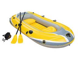 Лодка надувная Hydro-Force Raft Set 255 х 127 х 41 см. ..