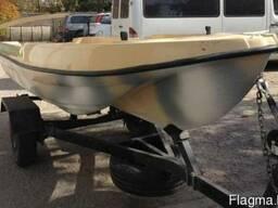Лодка Nissamaran Laker 410