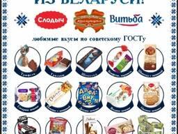 Лучшие Белорусские сладости и не только