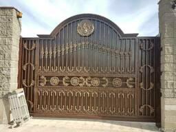Лучшие Металлические ворота в Алматы