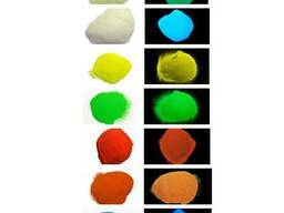 Люминофор ТАТ 33, более 10 - ти цветов яркого свечения