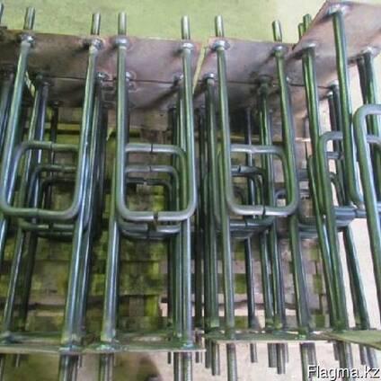 М16*1000 Тип 1.1 ГОСТ 24379.1-80 болты фундаментные в Атырау