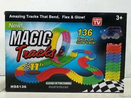 Magic Tracks - Оригинал! Трек Мэджик трэк! 136 деталей