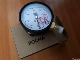 Манометры РОСМА