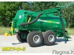 Машина для внесения жидких органических удобрений (бочка для