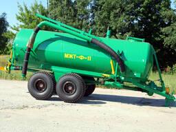 Машина для внесения жидких органических удобрений МЖУ-Ф-11
