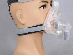 Маски для неинвазивной вентиляции NIV/CPAP/BIPAP