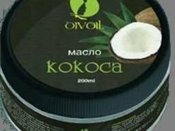 Масло кокоса 100% натуральное DivOil, 90 мл.