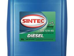 Масло моторное Sintoil Diesel CF-4 10W-40 API CF-4/SJ (30л)
