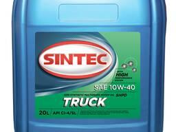 Масло моторное Sintoil Truck 10w40 CI-4/SL дизельное (20л)