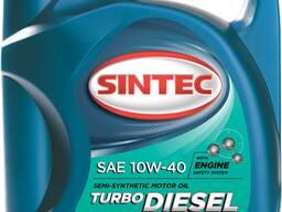 Масло моторное Sintoil Turbo Diesel 10w40 API CF-4/CF/SJ 20л