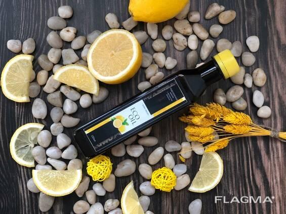 Масло подсолнечное с экстрактами прованских трав, лимона