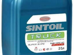 Масло полусинтетическое Sintoil Truck 10w40 CI-4/SL (20л)