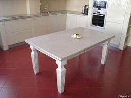Мебель из искусственного камня для дома и бизнеса