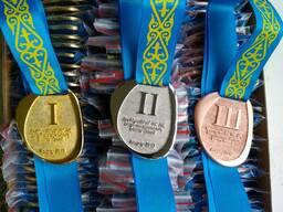 Медали для спортивных секций