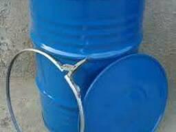 Металлическая бочка 216 литров б/у (под хомут сост. новой)