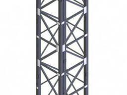 Металлические колонны (изготовление)