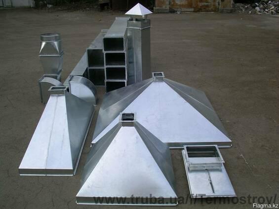 Металлические решетки, двери и вентелиционные шахты и сливы