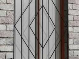 Металлические решетки, двери и вентелиционные шахты и сливы - фото 3