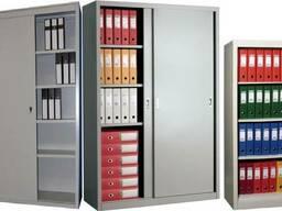 Металлические шкафы для документов архивные
