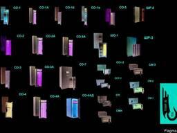 Металлические шкафы и сейфы - фото 2