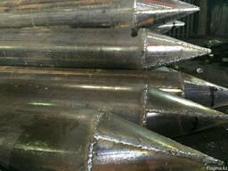 Металлические сваи - фото 2