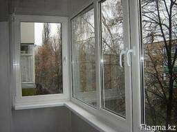 Металло-пластиковые окна - фото 3
