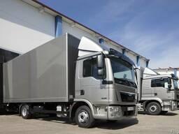 Международные автоперевозки грузов в Казахстан