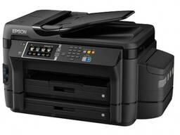 МФУ цветной, струйный Epson Styles L1455 Wi-Fi