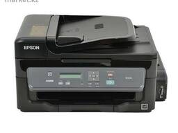 МФУ монохромный, струйный фабрика печати Epson Styles M200 А