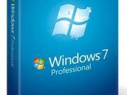 Microsoft Windows 7 Professional SP1 (x32/x64) BOX