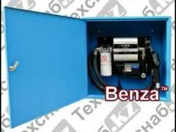 Мини АЗС. Мобильная топливораздаточная колонка Benza 25