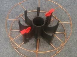 Многоразовый адаптер для металлических катушек