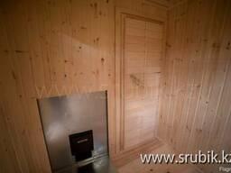 Мобильная готовая баня - фото 8