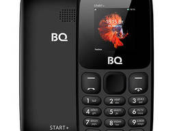 Мобильный телефон BQ 1413 Start Black