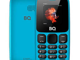 Мобильный телефон BQ 1414 Start+ Blue