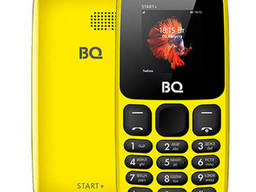 Мобильный телефон BQ 1414 Start+ Yellow